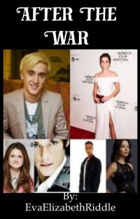 After the War-Dramione **EDITING** cover
