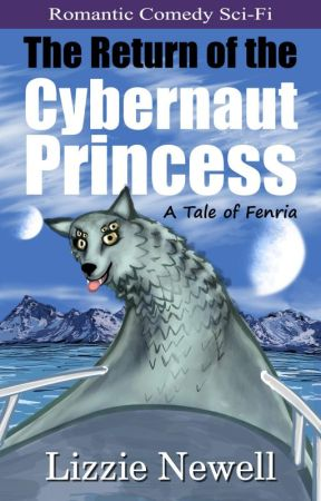The Return of the Cybernaut Princess by LizzieNewell