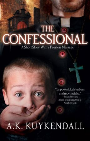 The Confessional by thewriterofbooks