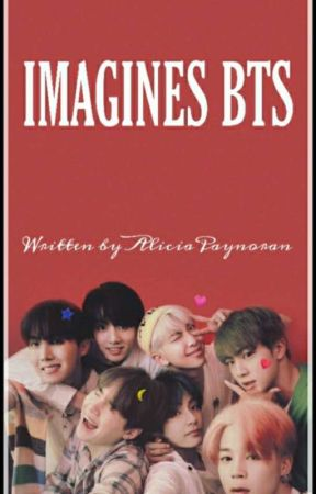 IMAGINES BTS by AliciaPaynoran