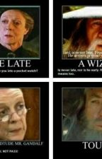 Oh Crap, Not Another One (A HP/LoTR Crossover) CURRENTLY ON HOLD by HarryPotterFan20000