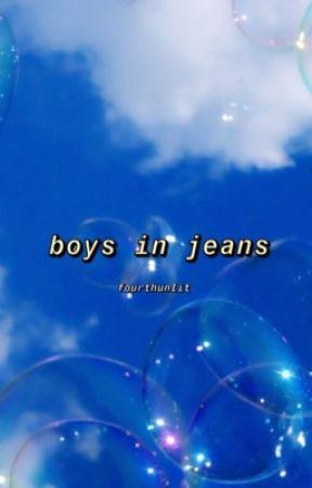 boys in jeans // joshler  by fourthunlit