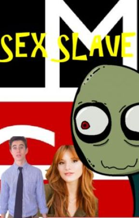 Salad Fingers Sex Slave by collxkelly