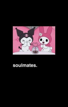 soulmates ᴶᴼᴴᴺᵀᴱᴺ by riastronomical