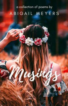 Musings by meyersmuffins1289