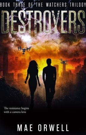 Destroyers by maeorwell