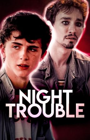 night trouble ♔ k. hargreeves by pinskh