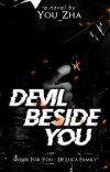 Devil Beside You (DE LUCA SERIES KE 2) cover