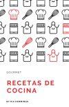 Recetas De Cocina - Gourmet cover