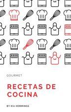 Recetas De Cocina - Gourmet by kia_hemmings