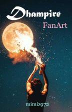 Dhampire Fan Art by mimiz972