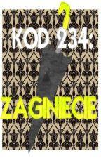 Kod A234: Zaginięcie   Short Story by Ligimka