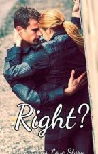 Right? --A Fourtris/Tris Pedrad Story by olympus_writes