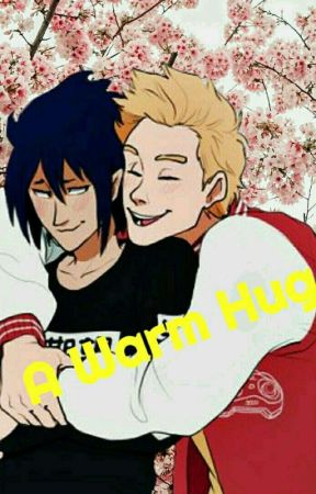 A Warm Hug by ghostyfaces