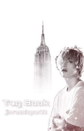 Tag Book by jinrassicparkk