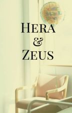 Hera and Zeus by blueeyecheshire