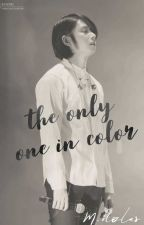 The Only One in Color by crutchy_85
