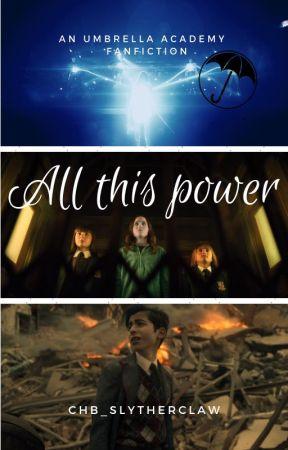 All This Power ~ Five x Vanya by insidi4