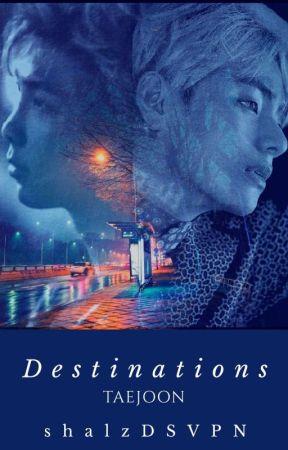 DESTINATIONS ✵ TAEJOON√ by shalzDSVPN