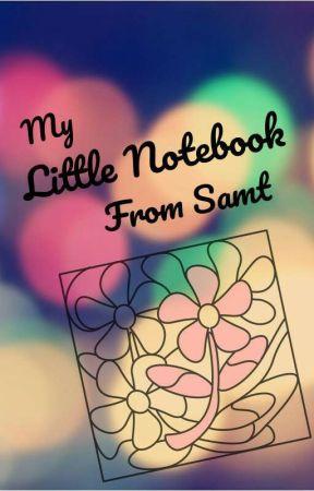 Notizbuch von Samt by SamtUndWolfsblut