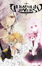 Diabolik Lovers: The Girl Behind the Petals by SMTO_MLB_DL_MCU