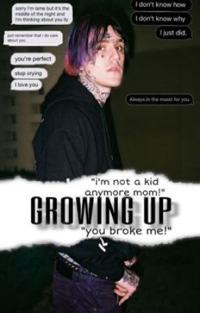 growing up •lil peep• by peepmyxans