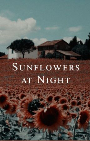 Sunflowers at Night by carumens