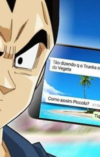 Dragon Ball su WhatsApp  cover
