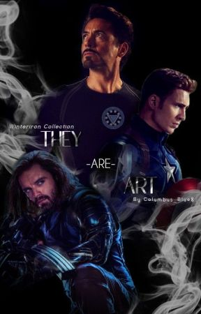 They are Art; Winteriron by Columbus_Blue8