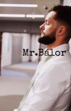 Mr.Bálor by rayoona13