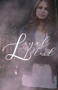 Loyal Blood | The Vampire Diaries cover