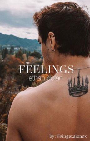 feelings   ethan dolan by singexaionox