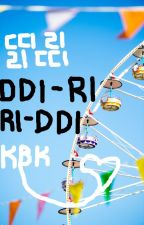 KBK (케이비케이) '띠리리띠 (DDI-RI RI-DDI)' 2nd Mini Album by HighEnergyMusic