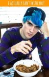 I Actually Can't With You (Awsten Knight x Reader) cover