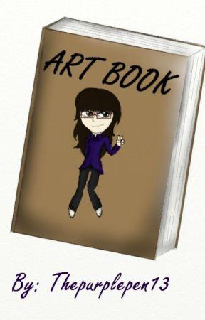 Art Book by Thepurplepen13