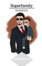 Superfamily Oneshots by spiderxmarvel