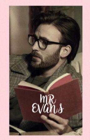 The Adventures of Mr. Evans by ChrisRobert_evans
