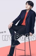 He is My Boss by abey_place