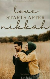 Love starts after Nikkah (Completed)  cover