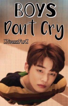 Boys Don't Cry - Yeonjun X Reader (TXT) by XSparxFlyX