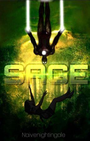 SAGE (Tony Stark Fanfiction) by NaiveNightingale