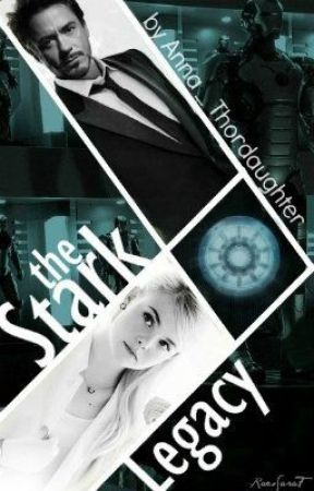 The Stark Legacy: Book One of the Next Avengers (under editing) by Anna_Thordaughter