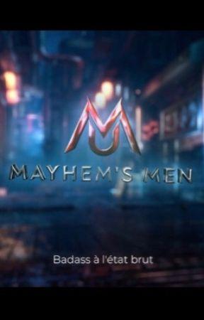Mayhem's Men by SeasonCanahait