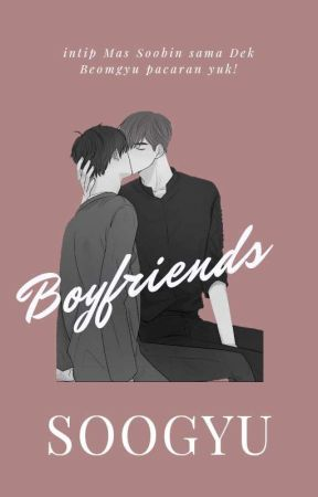 SooBeom • boyfriends by taehmanis