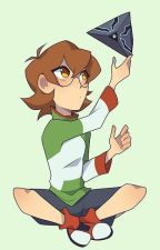 Blinded with Blood - Pidge x Character Fanfic by KittyDemon9000