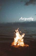 Aeipathy • Paul Lahote by dahliadawn