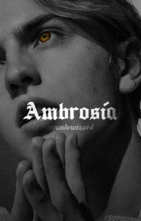 Ambrosía. [1] by -wolowizard