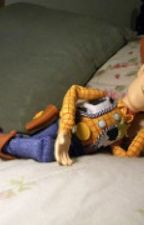 Woody x reader, a Toy Story one shot by psychxtic_kid