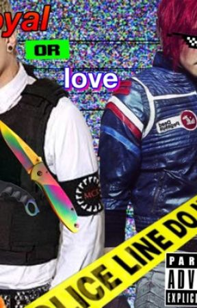 Loyal or love by dick_me_down_frankie