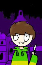 genocideworld au (an eddsworld and undertale au)  (discontinued (maybe)) by lilwoofs